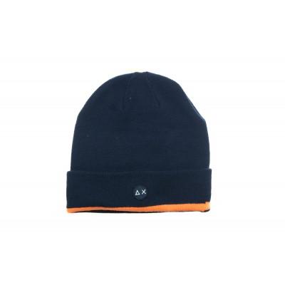 Berretto - C29122 berretto banda fluo