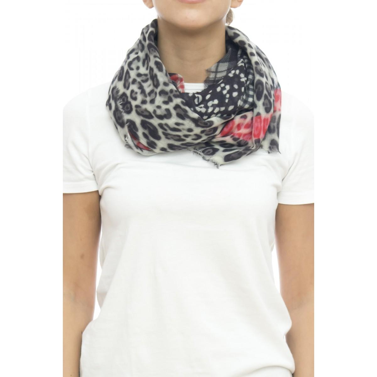Berretto - 92074601 sciarpa lana 70 x 180