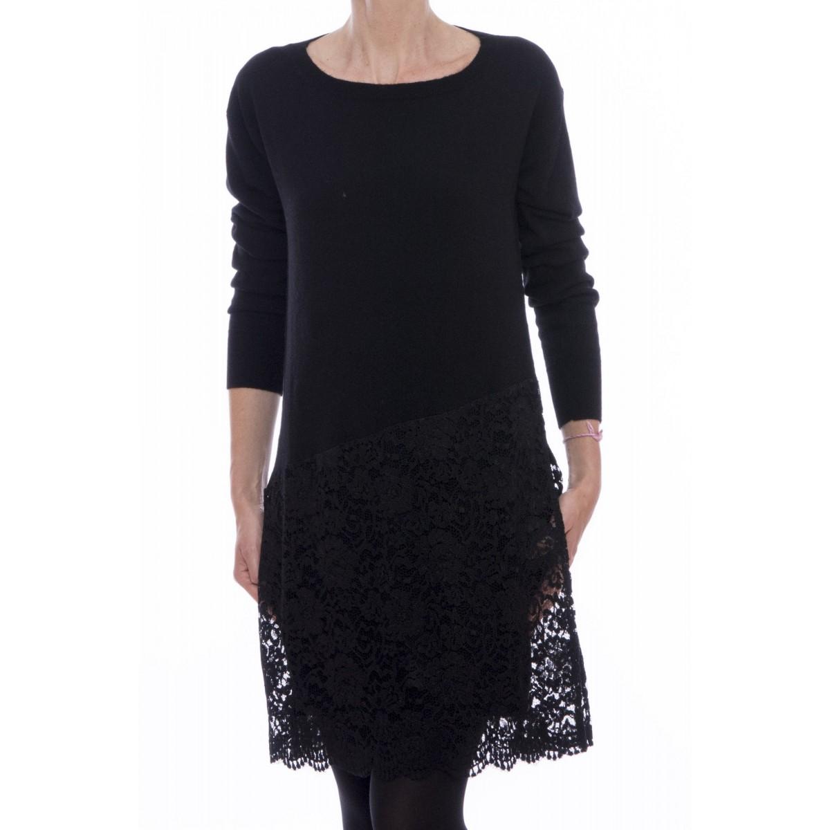 Vestito Jucca - J1112 vestito lana