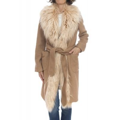 Cappotto - Cp16 cappotto pelo ecologico