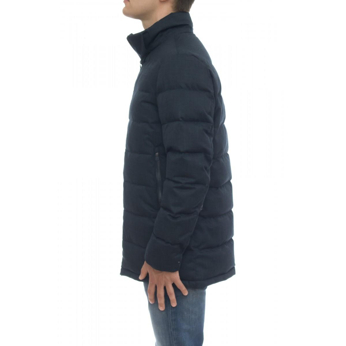 Piumino - Pi102ul 2290 laminar misto lana cappuccio staccabile