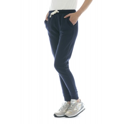 Pantalone donna - F29225 pantalone jogging