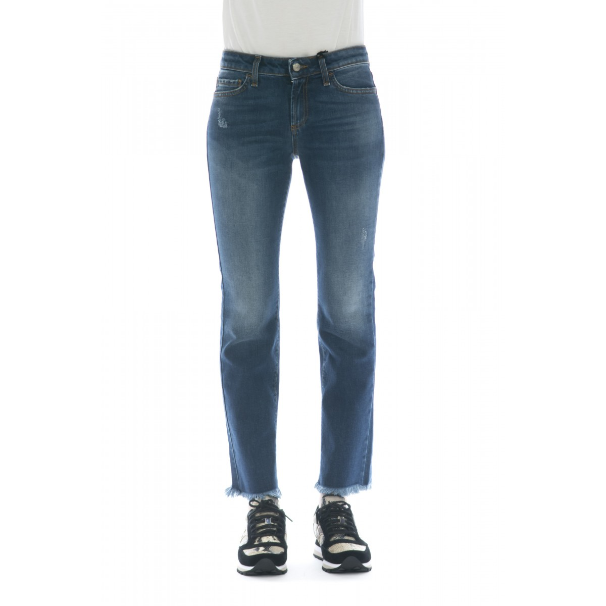 Jeans - Flo cut patty regular dritto