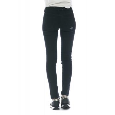 Jeans - Pushup black rinse