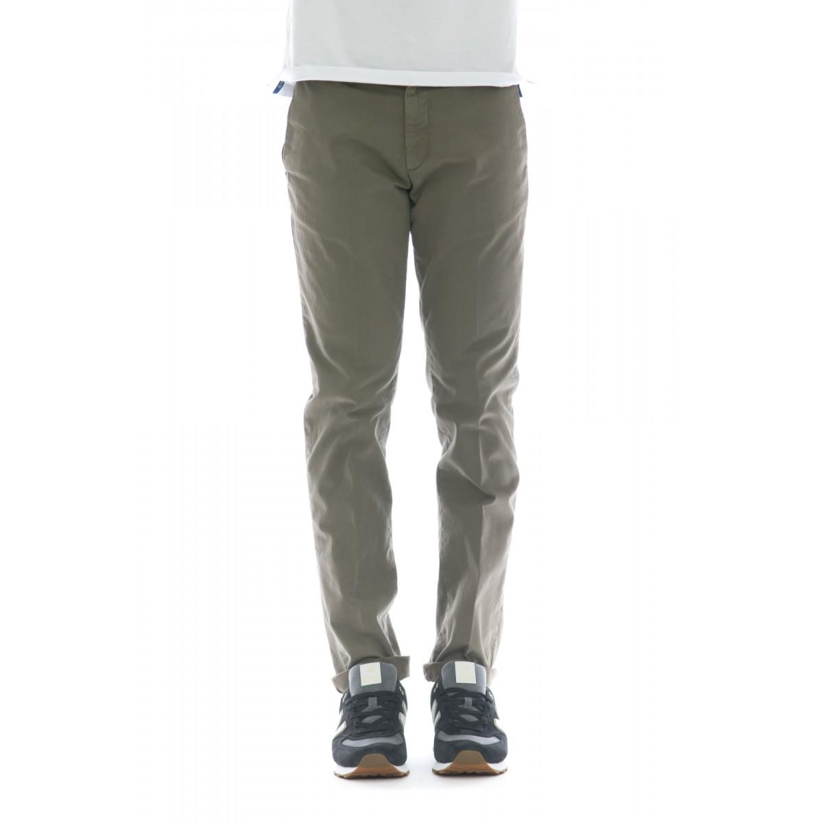 Pantalone uomo - Lenny 4569 gabardina lavat slim strech