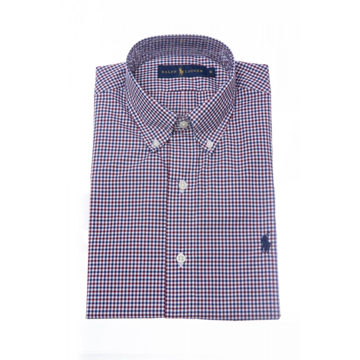 Shirt Man Ralph lauren - A04w37cpc55ak custom