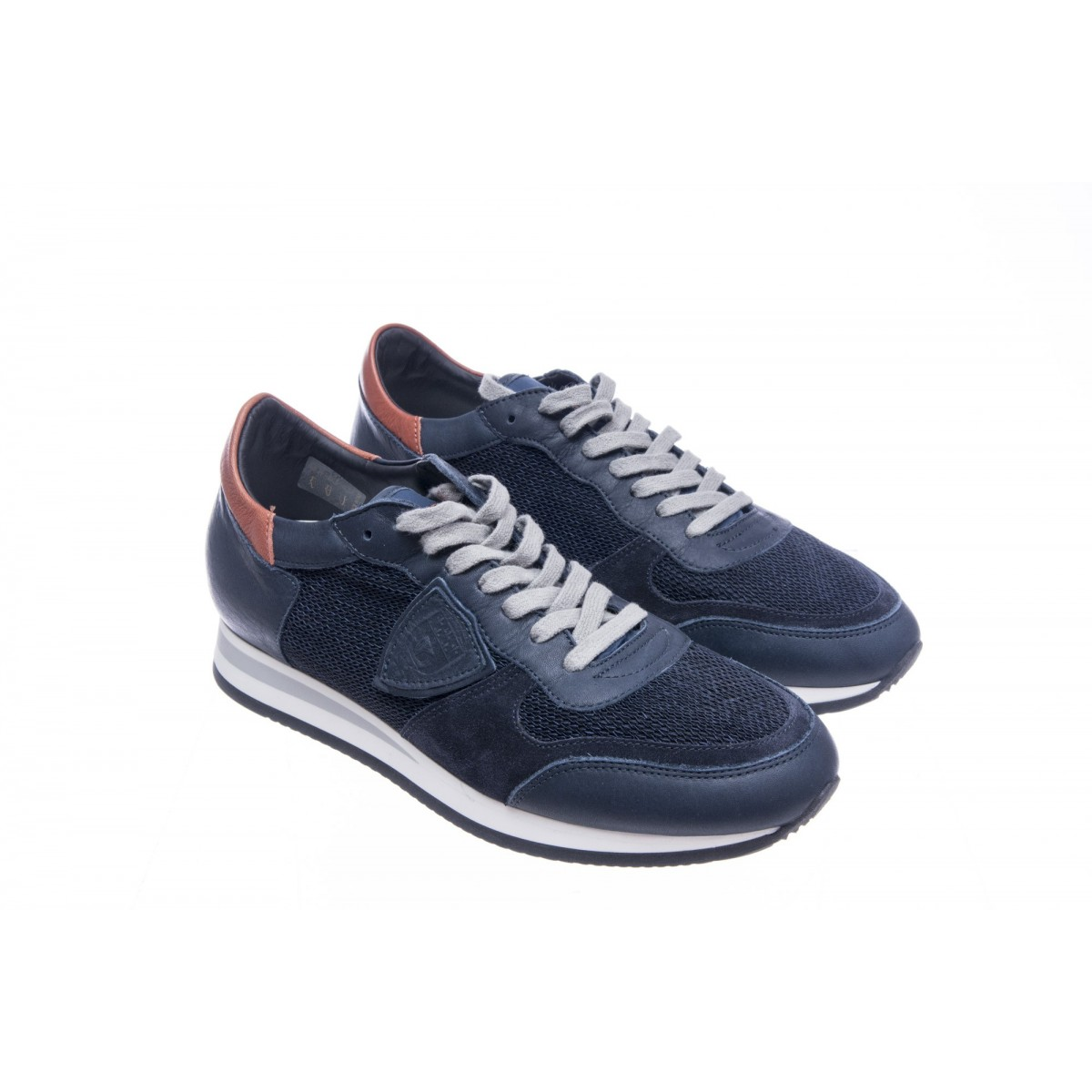 Scarpa Philippe model paris - Tslu tropez sport low
