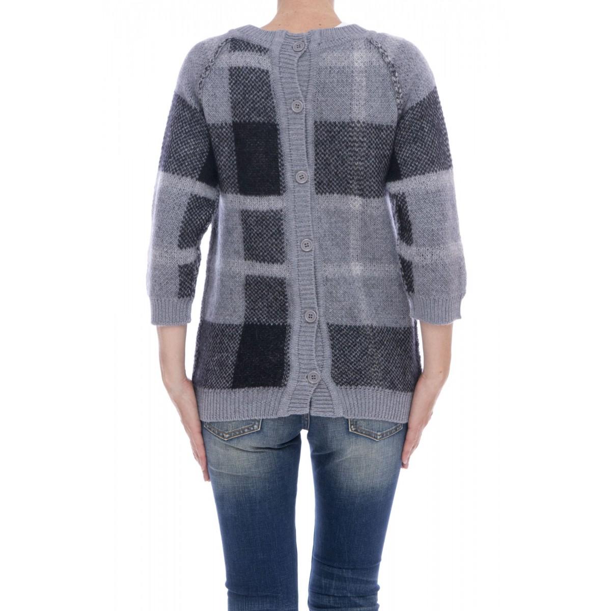 Maglia donna Woolrich - Ww mag1615 maglia crew neck