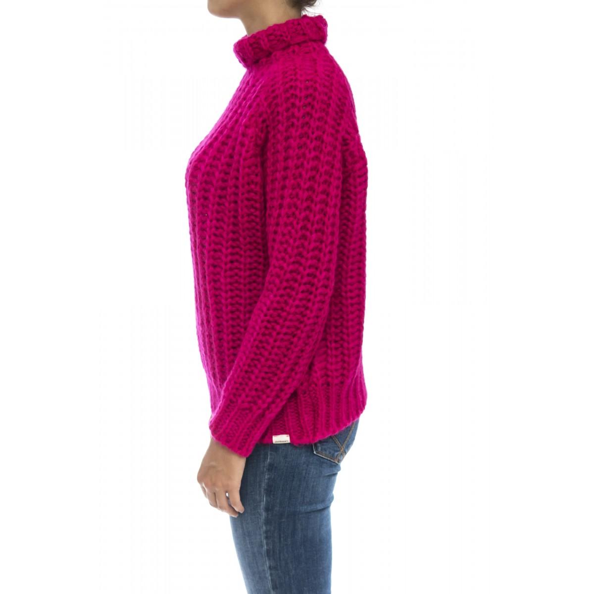 Maglieria - Half neck moer