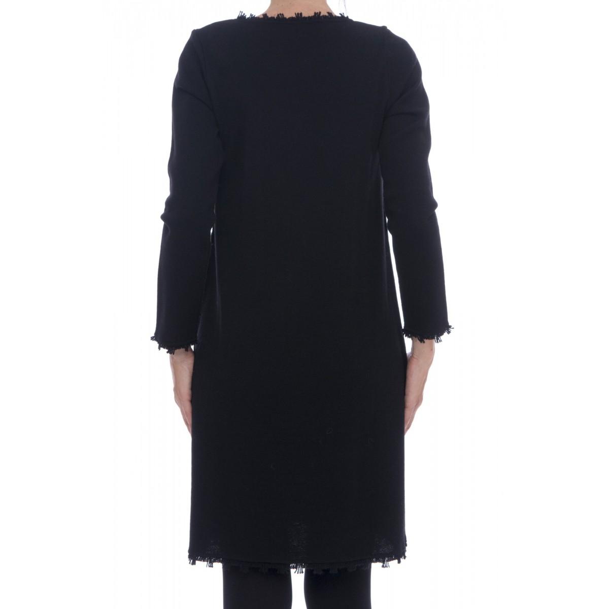Vestito corto donna Kangra - 2550/12 vestito frangia