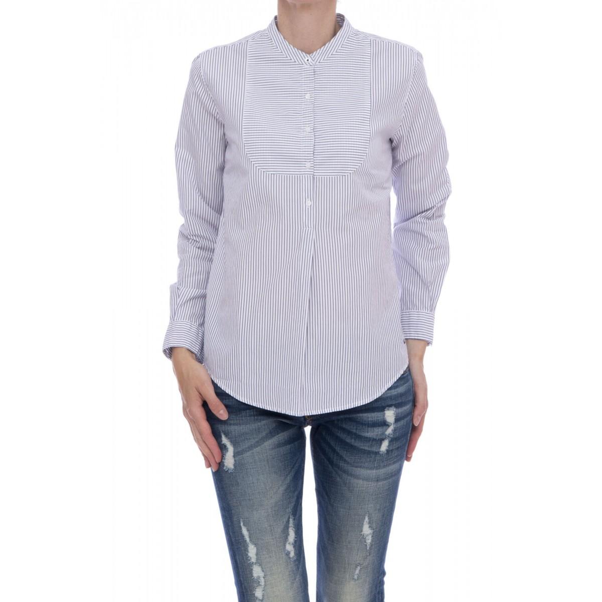 Camicia donna Sun 68 - Sw021 camicia riga coreana