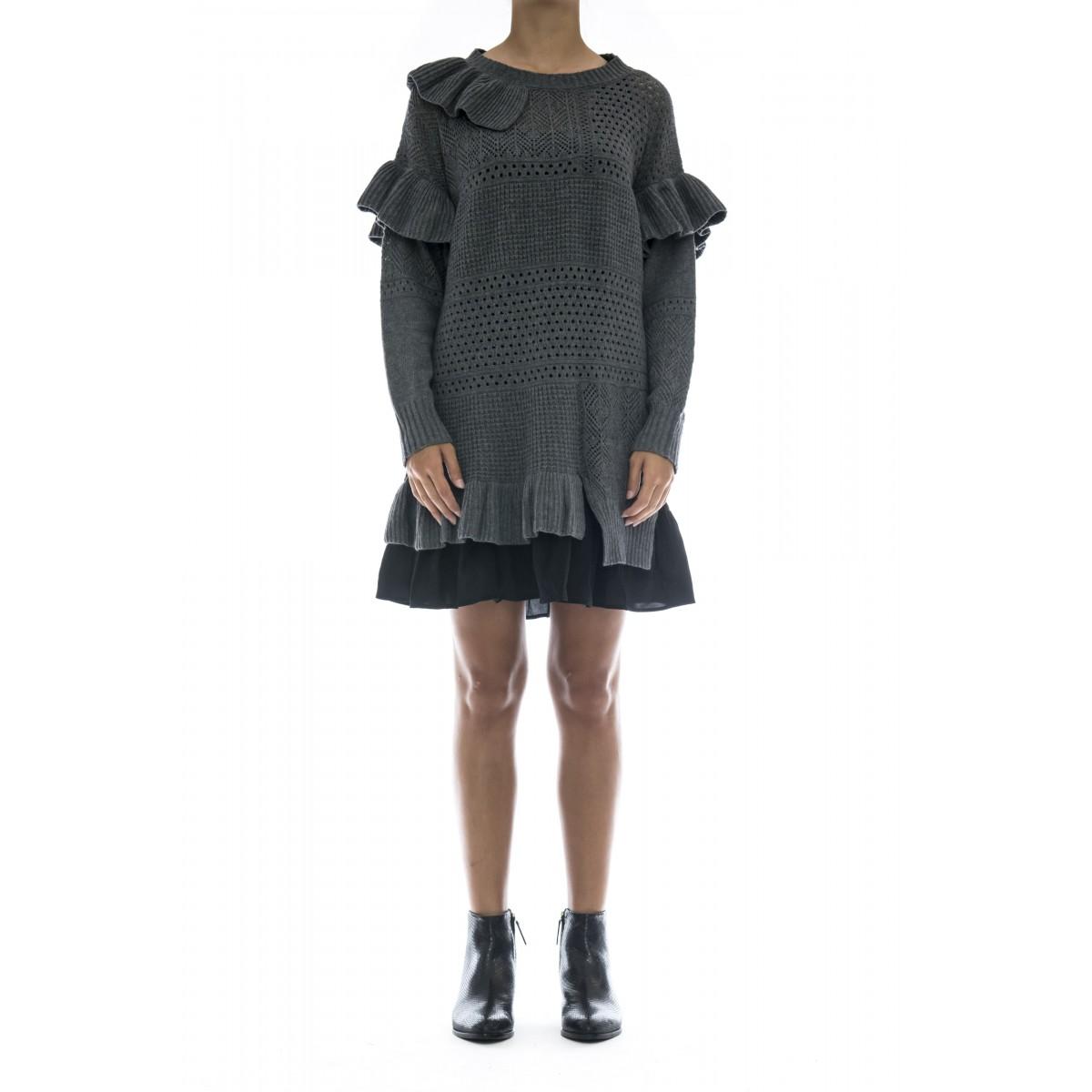 Vestito - 3200 abito maglia lavorato