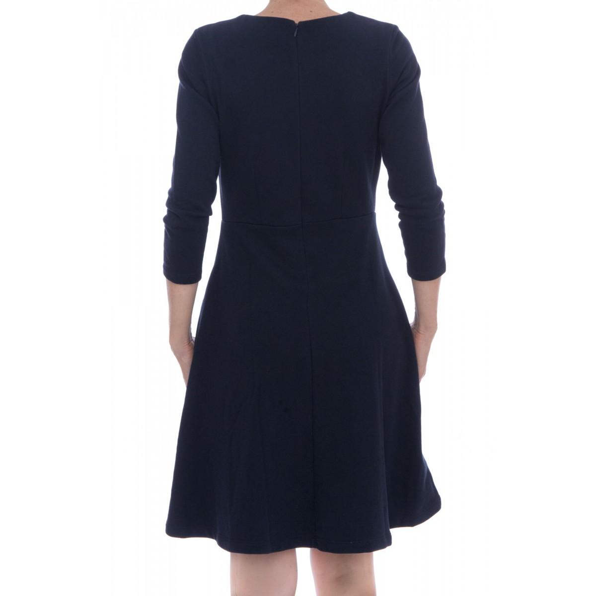 Vestito corto donna Sun 68 - 26227 vestito felpa gioiello