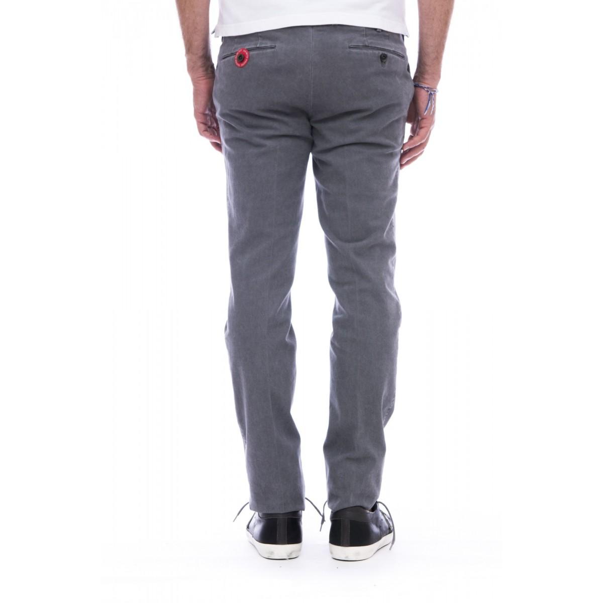 Pantalone uomo Pt 01 - Cpd501 tu45 oxford lavato strech