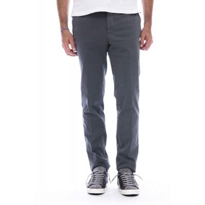 Pantalone uomo Pt 01 - Cpd601 nt60 super slim raso stampato strech