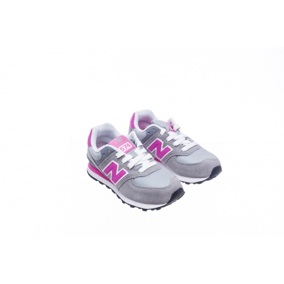 Scarpa New balance - Kl574 lacci girls