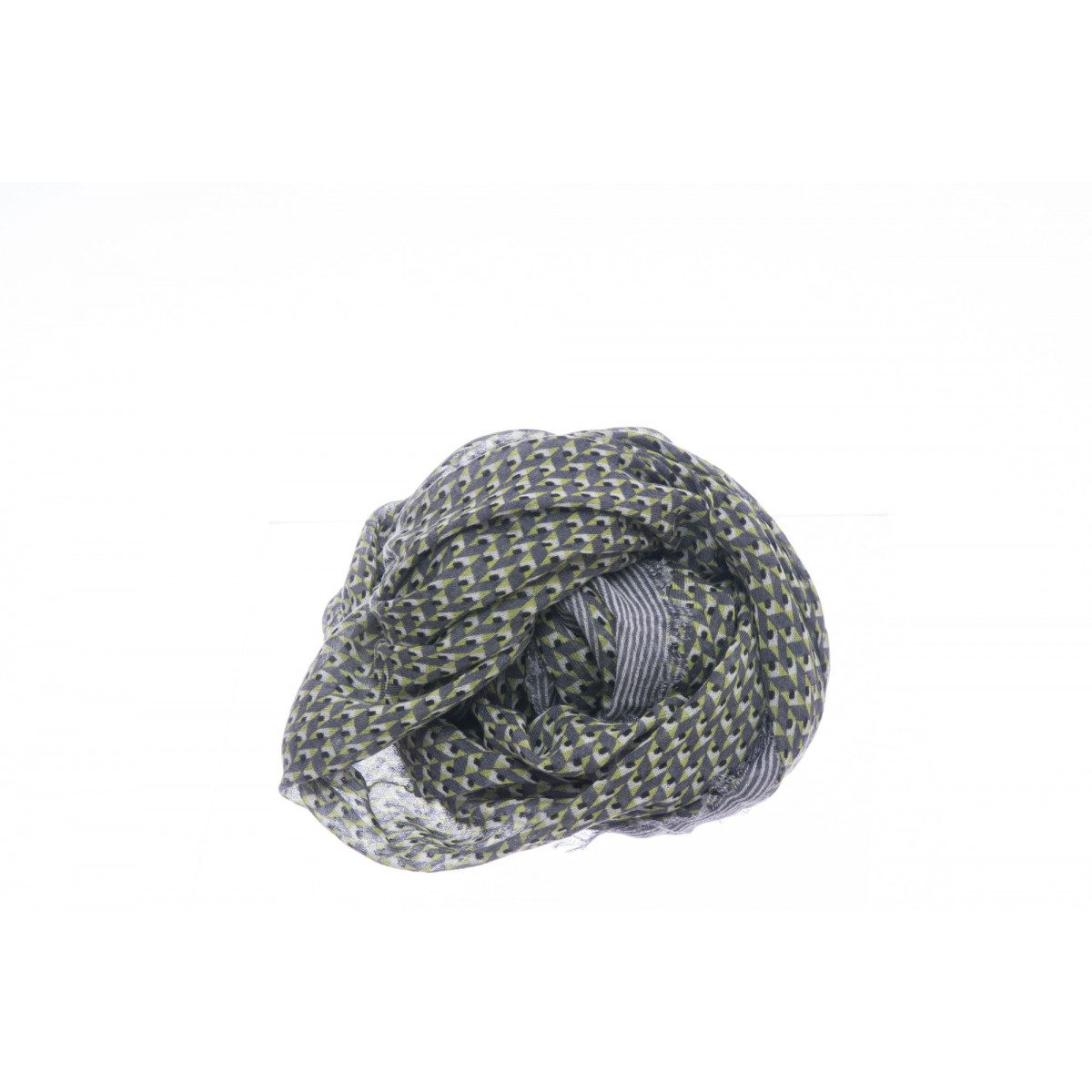 Sciarpa Camerucci - 402 eye sciapra 85% lana 15% seta