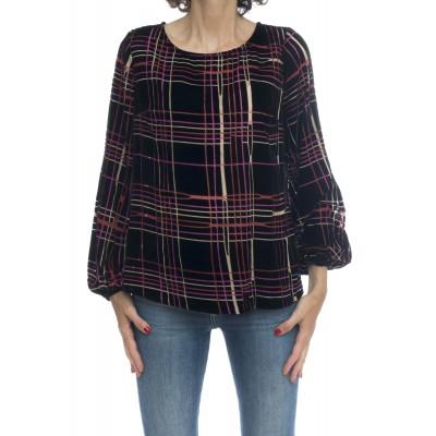 Camicia donna - Aran camicia stampa