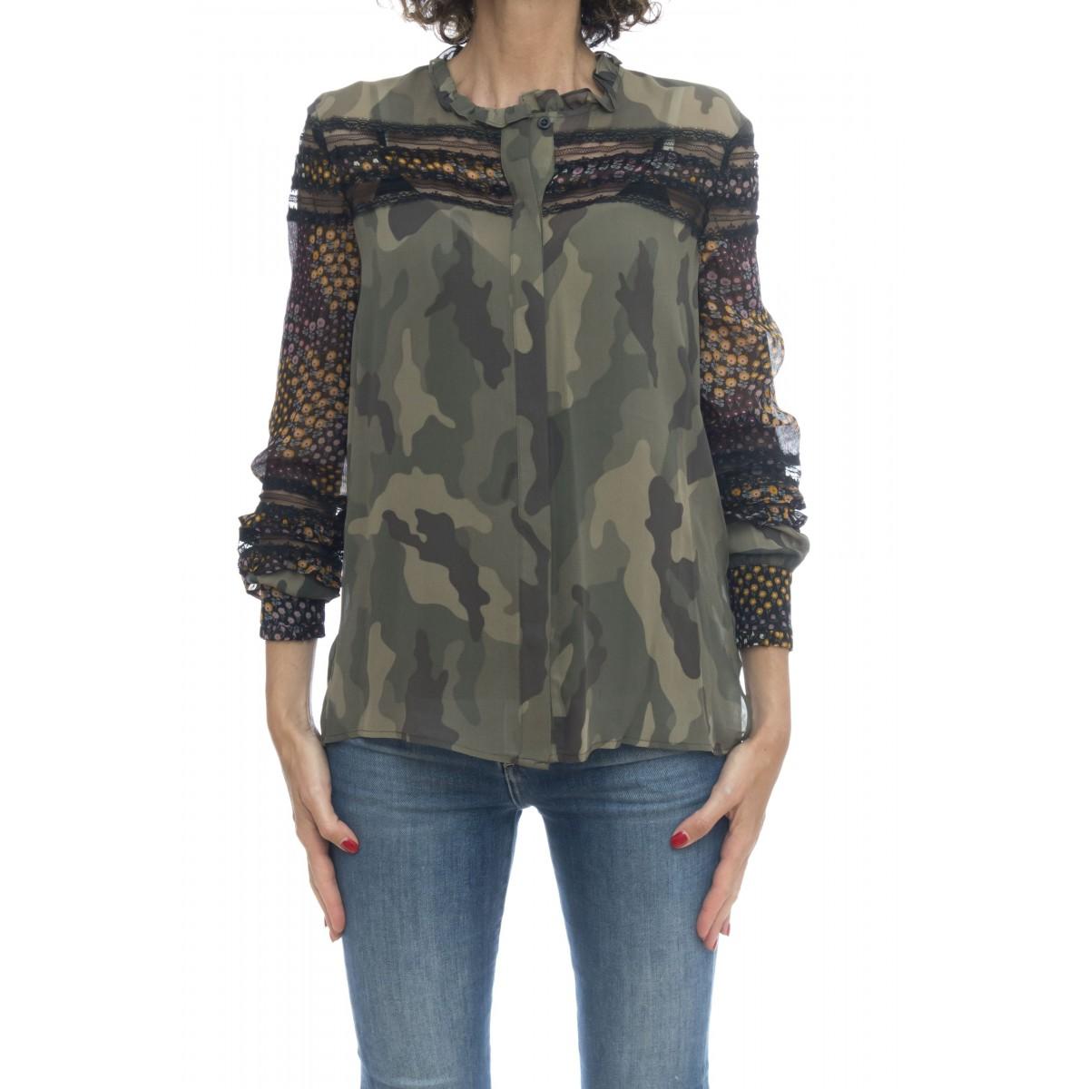 Camicia donna - Tt2123 camicia camu
