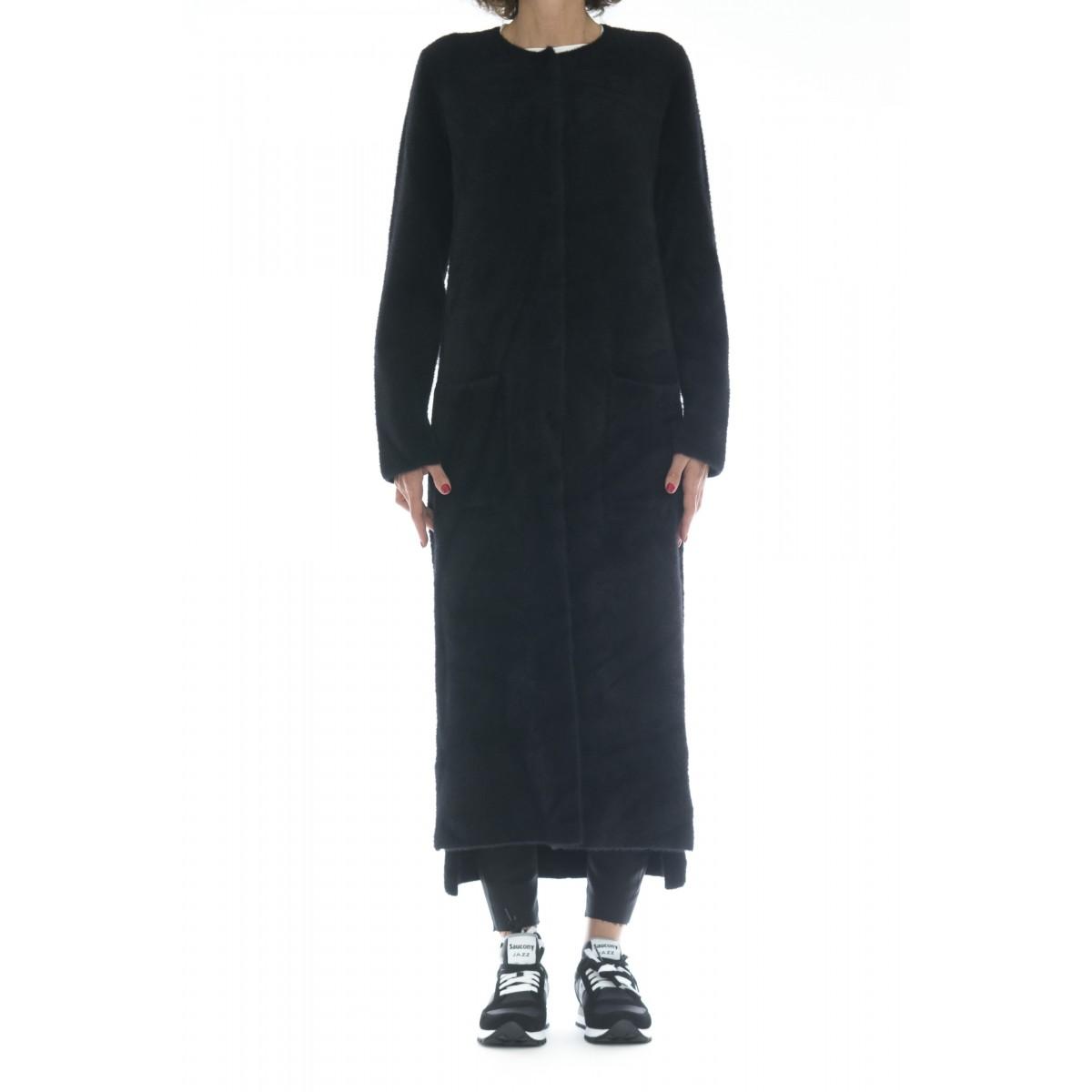 Cappotto - Tt3015 cappotto punto pelliccia