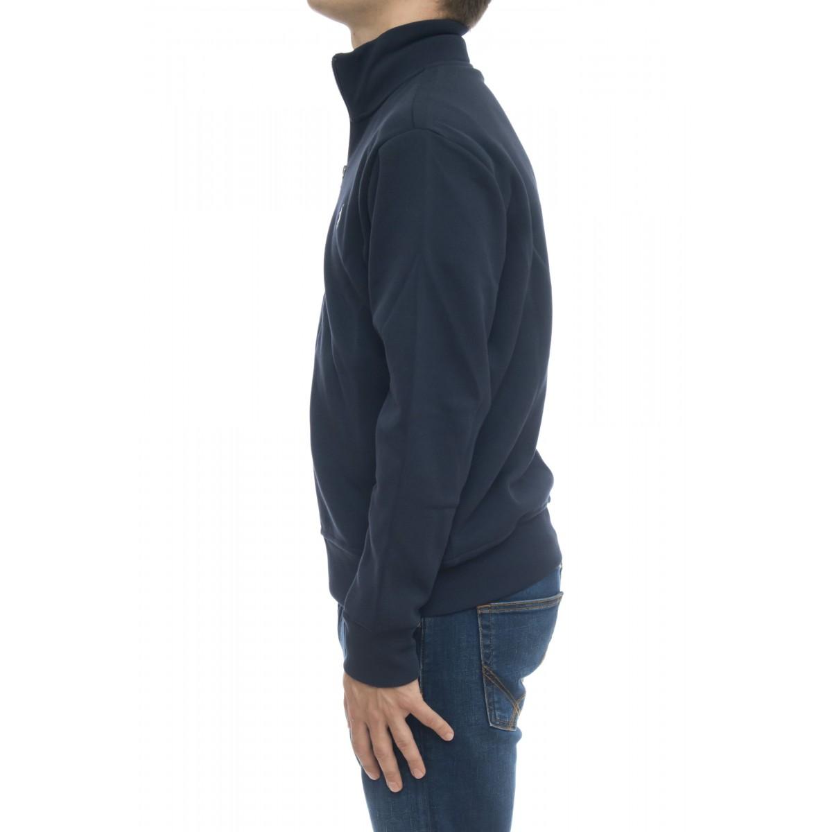 Felpa uomo - 766861 felpa tecnica con zip