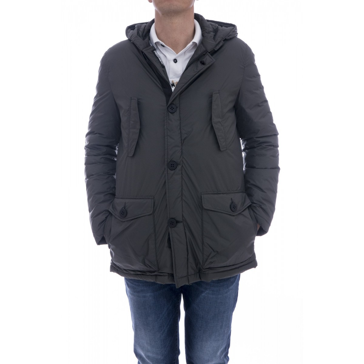 Piumino Freedomday - Logan ifrm5030n-702-rd light parka 150gr