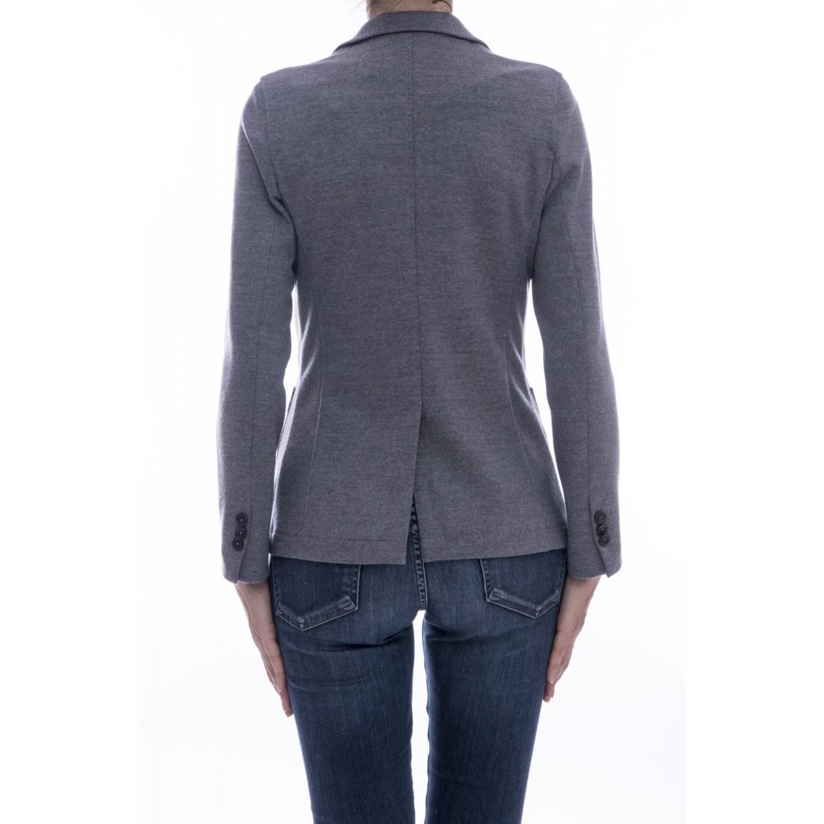 Giacca Circolo 1901 - Fd732 giacca lana jersey