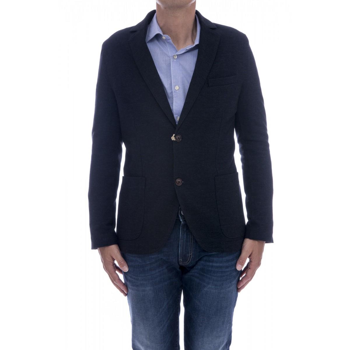 Cappotto Circolo 1901 - Cn1264 giacca lana cotone