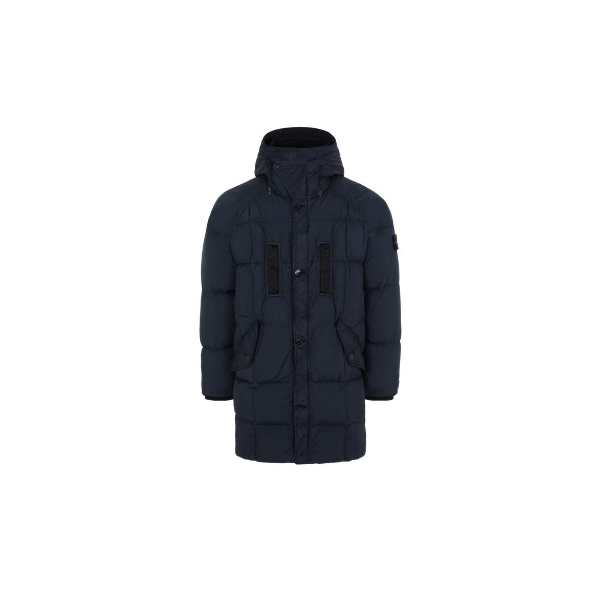 Piumino - 70123 garment dyed crinkle reps ny down