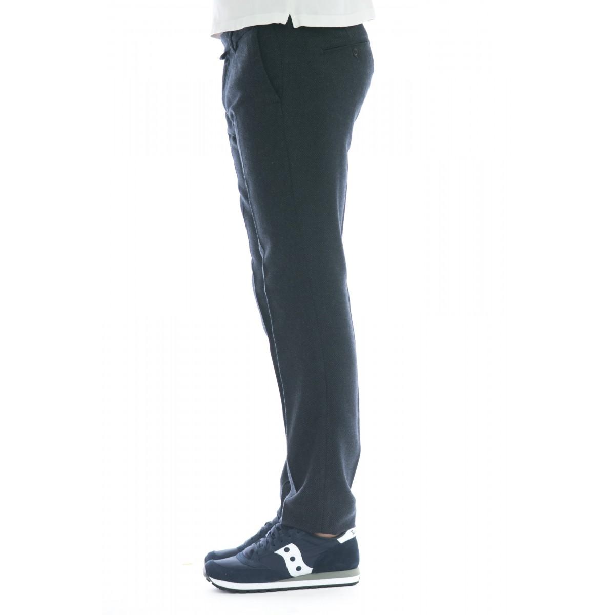 Pantalone uomo - Len 4744 lana stampata