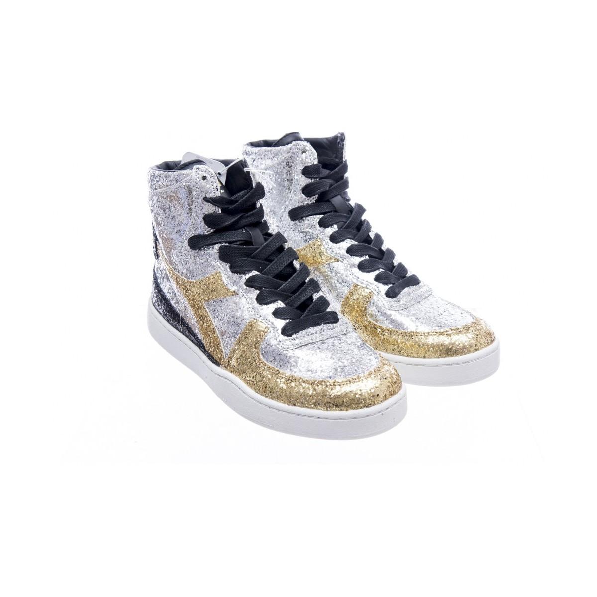 Scarpa Diadora - Mi basket glitter 201.171394