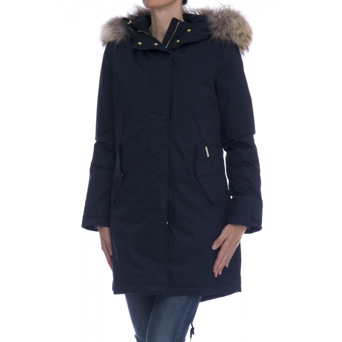 Piumino Woolrich - Ww cps2256 lm10 tiffany eskimo