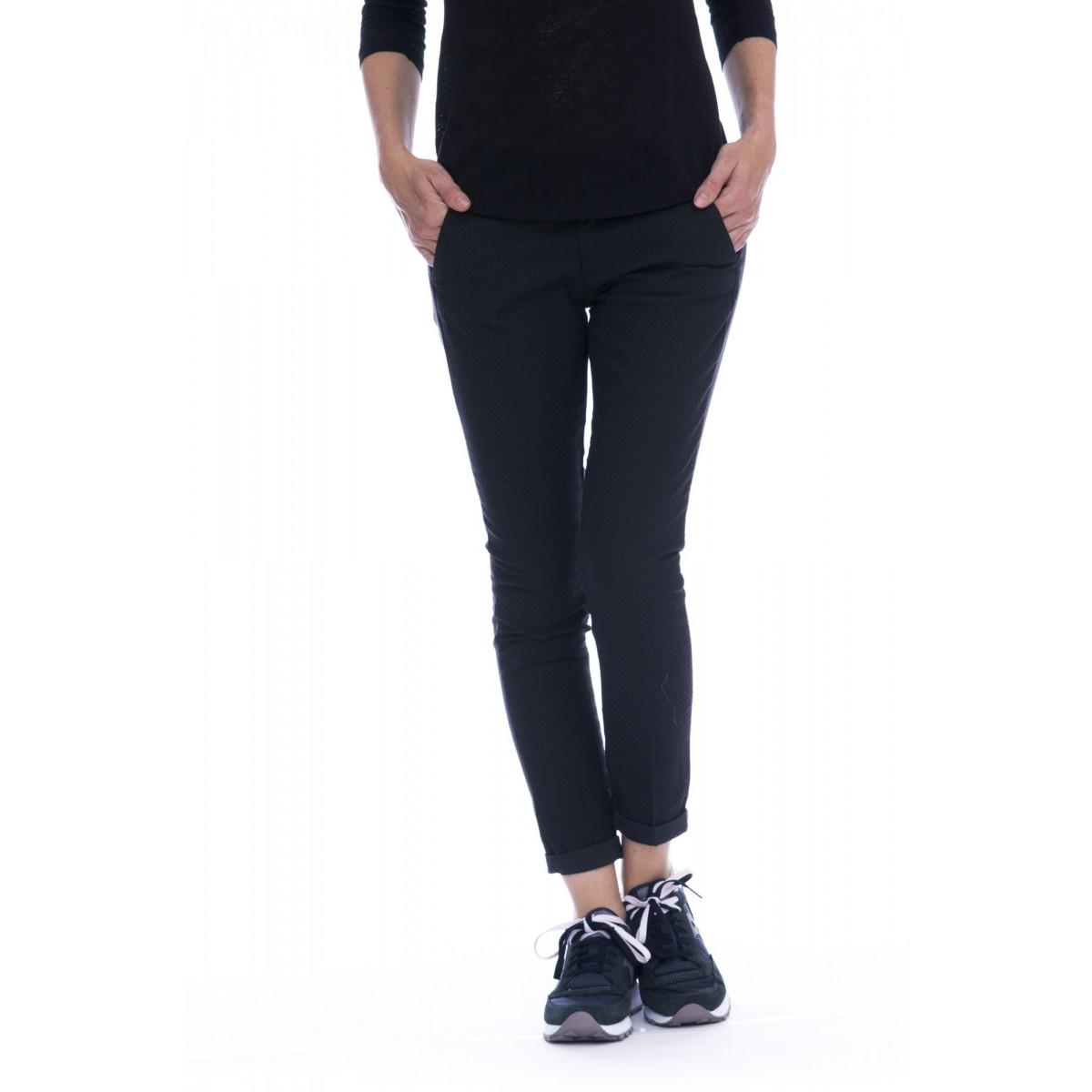 Pantalone donna 40 weft - Melia 8693 microperato