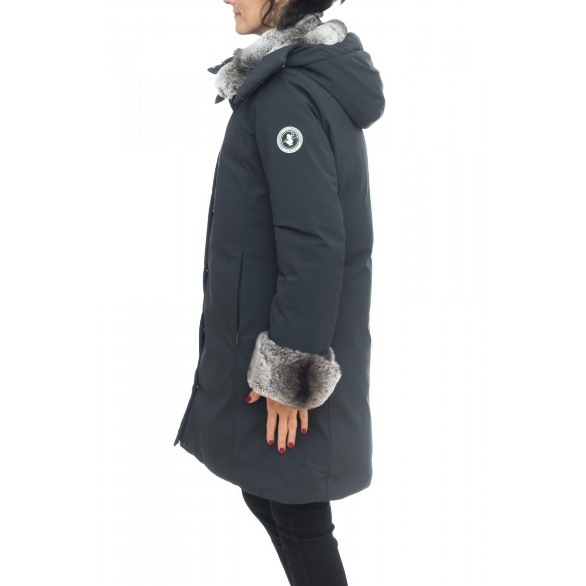 Piumino - P4280w smeg9 cappottino artic con pelo