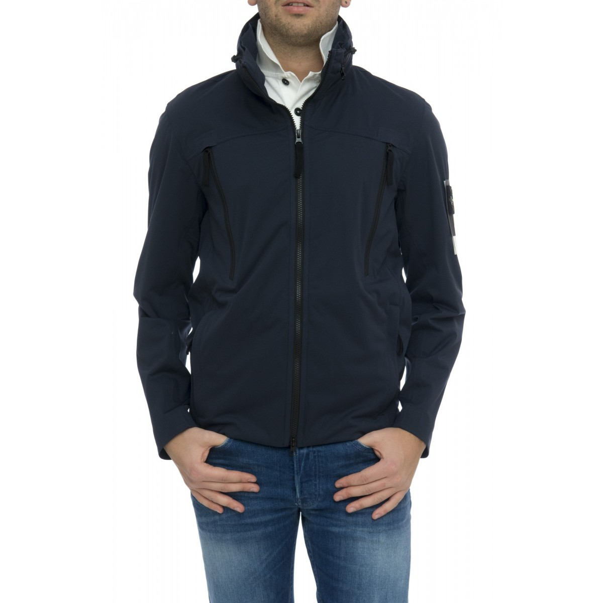 Sport Jacket - 41826 soft shell