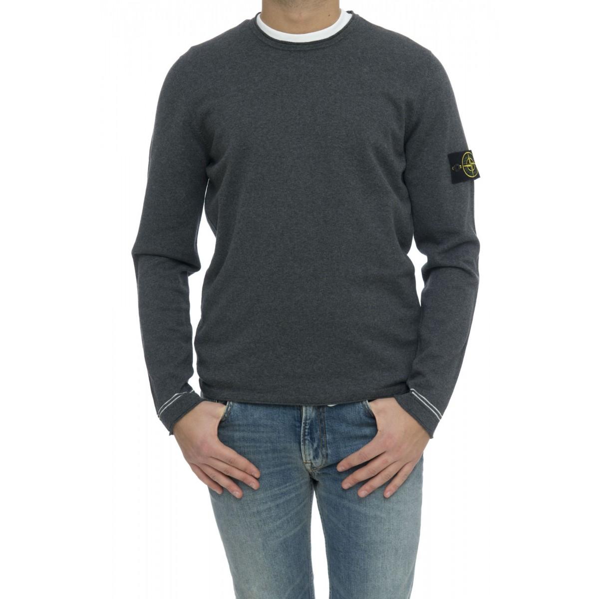 Maglia - 569b9 maglia cotone rustico leggero