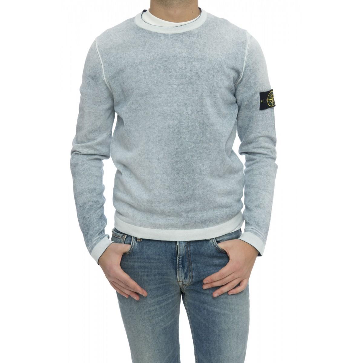 Maglia - 544a8 maglia reversibile spruzzata
