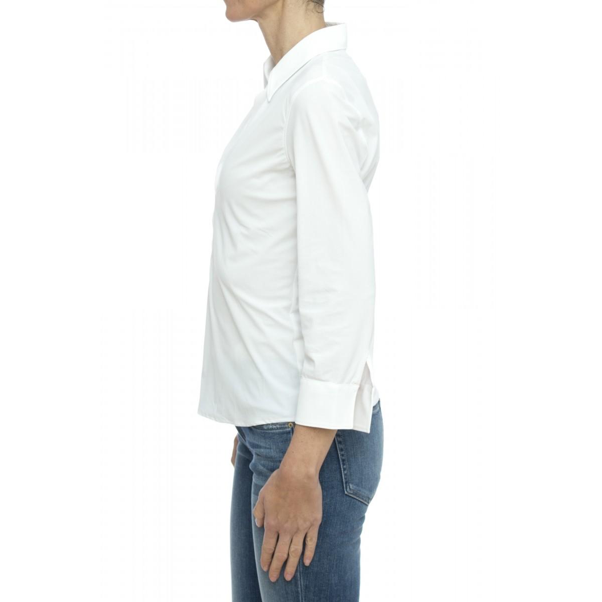 Camicia donna - 8au z9s skin like no stiro