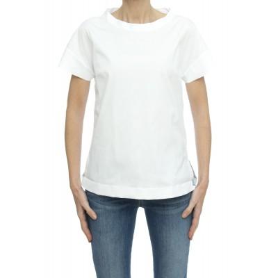 Camicia donna - Pln d43 popeline strech albini