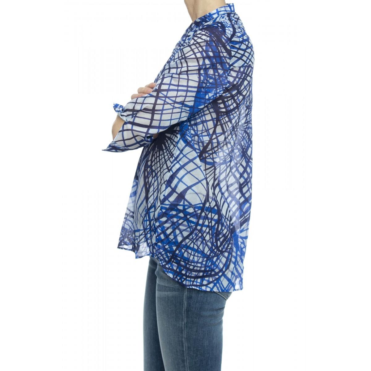 Camicia donna - R2v z0s stampa