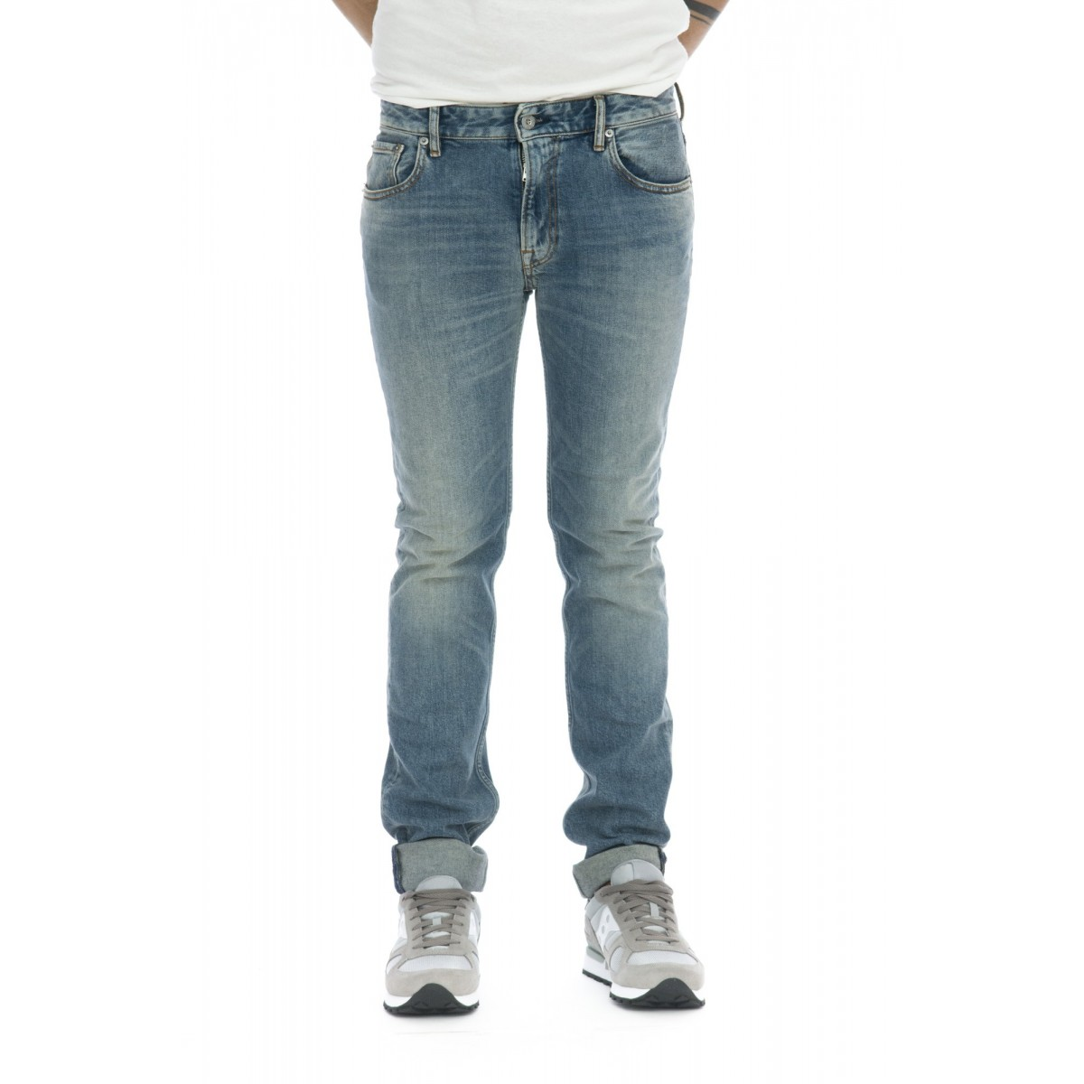 Jeans - J2zg5 jeans skinny lavato