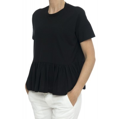 T-shirt - 852004 z0480 t-shirt rouge ice cotton