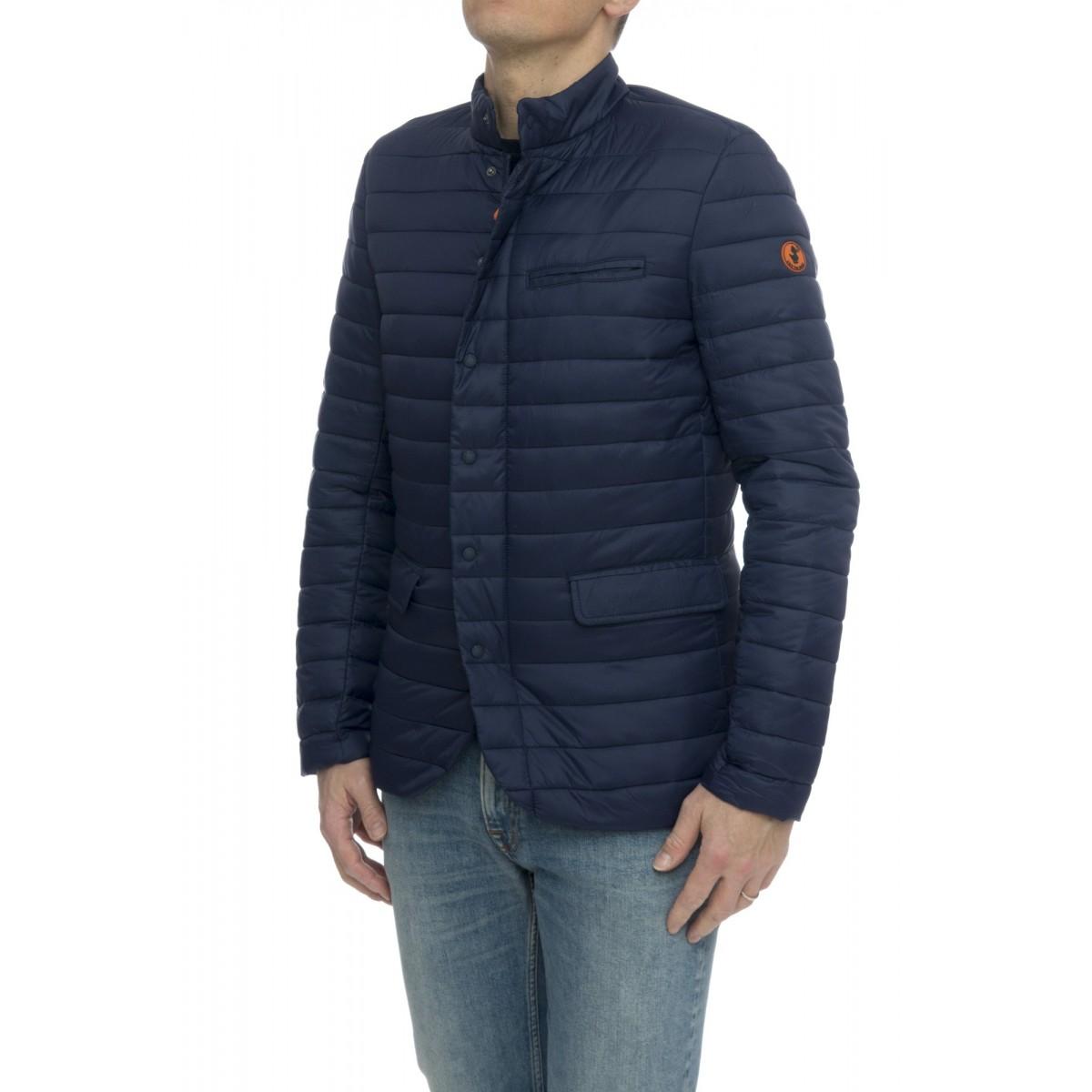 Giubbini - D3598m giga4 giacca con bottoni e zip