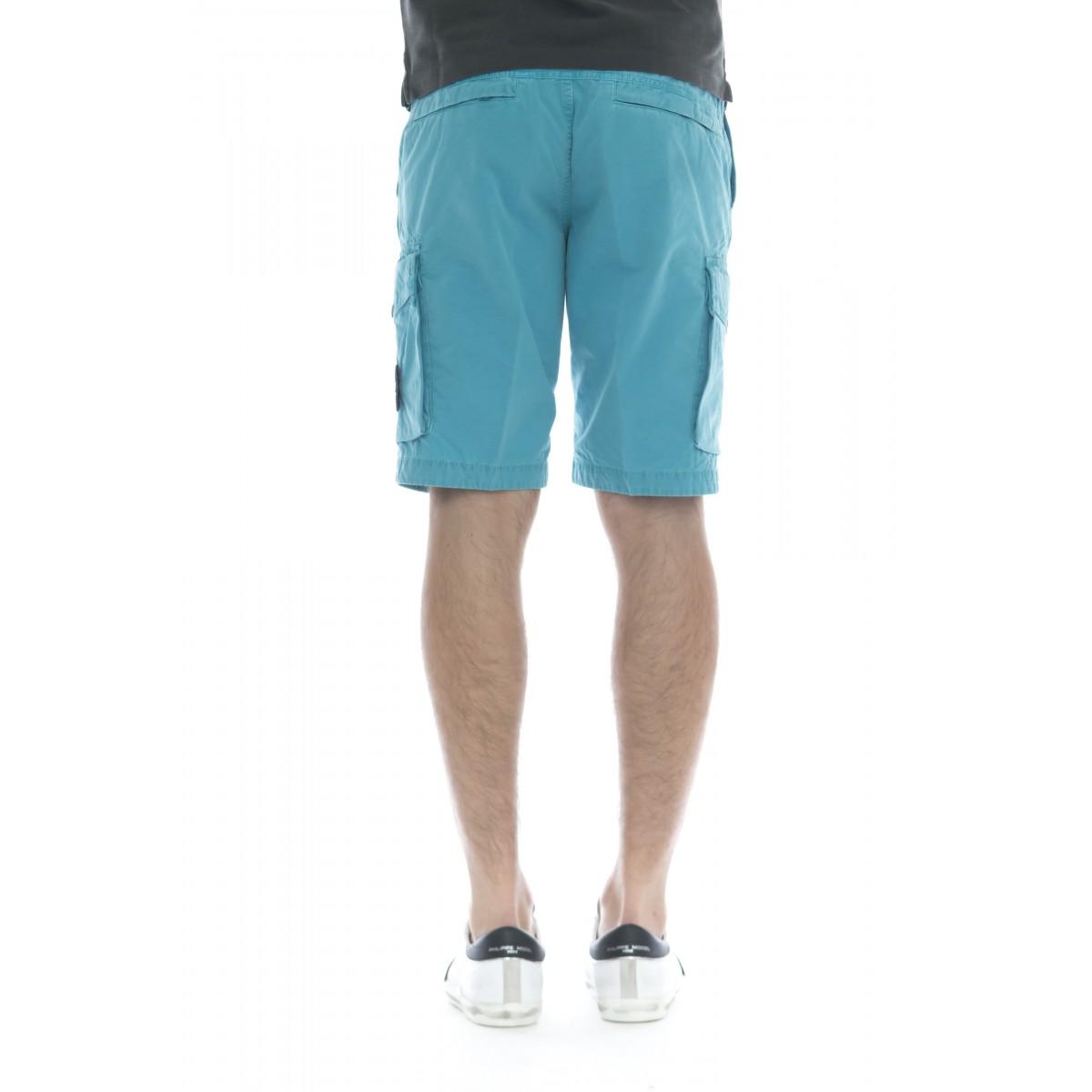Bermuda shorts - L07WA pocket bermuda shorts