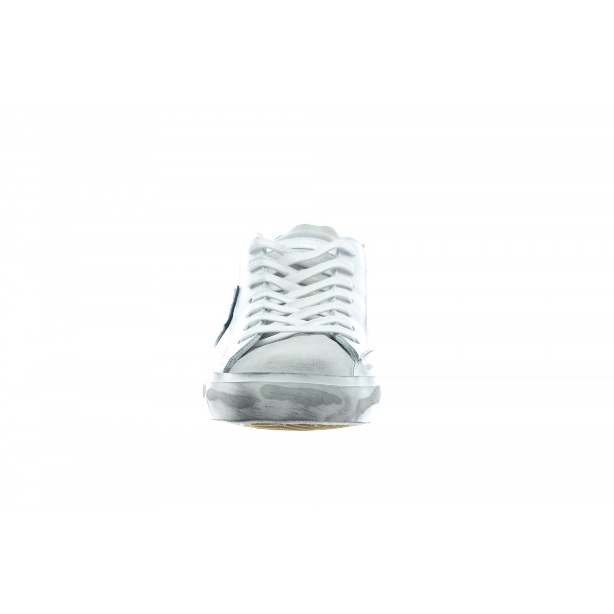 Sneakers - PRLU V016 leather suede