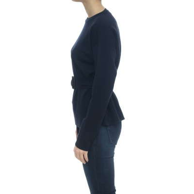 Maglieria - J1022 maglia merinos cintura