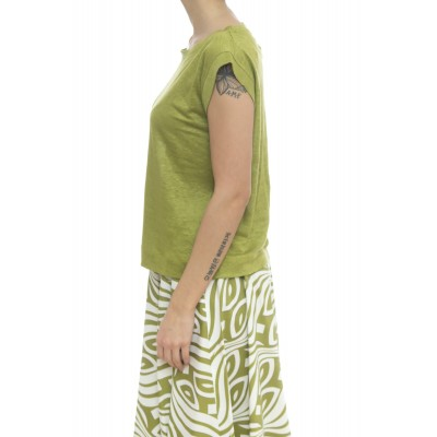 T-shirt - 507 j34 t-shirt visco lino