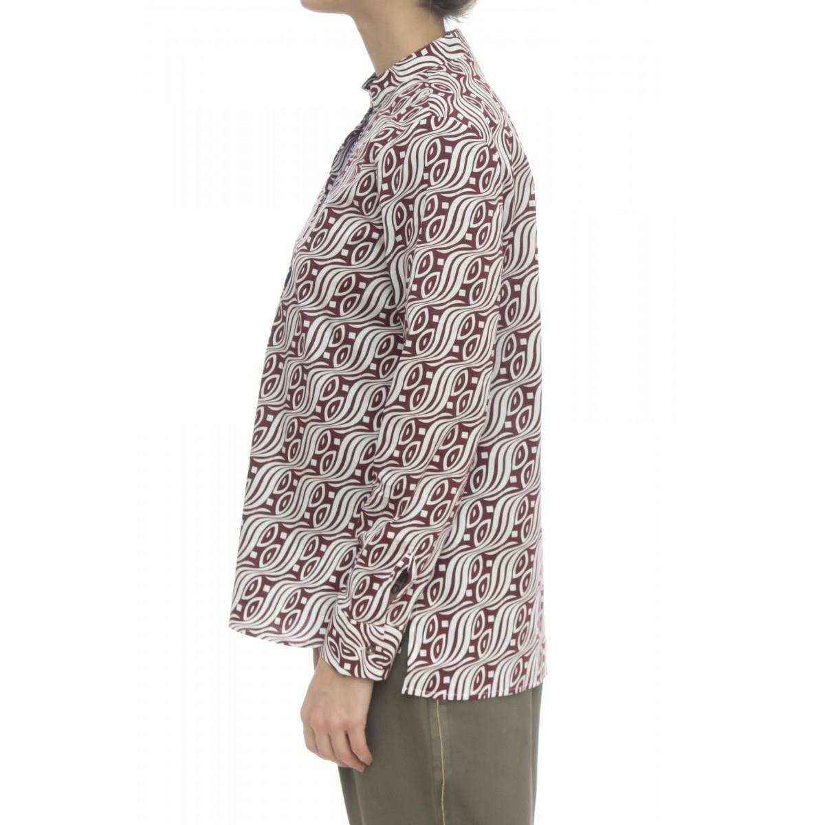 Camicia - 603 t29 camicia stampa