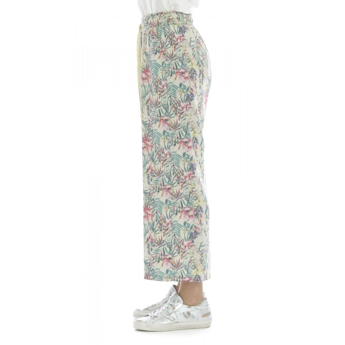 Pantalone donna - Aster pantalone elastico