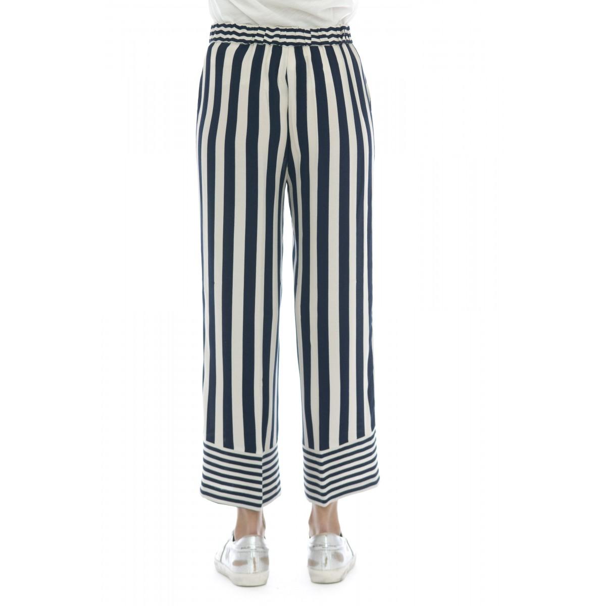 Pantalone donna - Maurice pantalone rigato